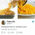 Soft pour