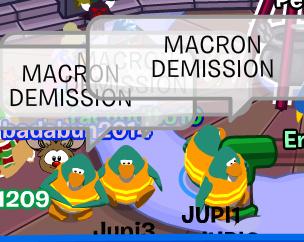 Rah, la communauté club penguin... - meme