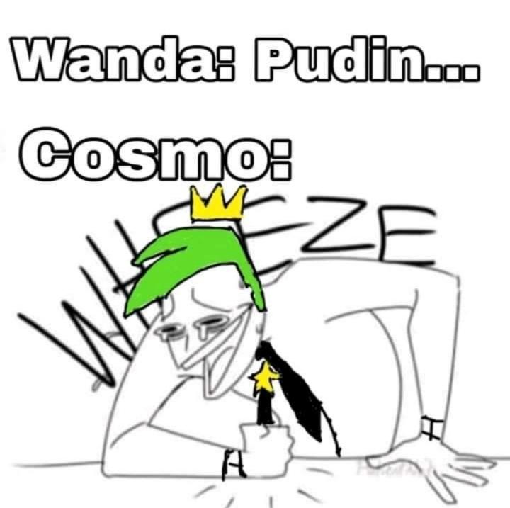 Padrinos mágicos - meme