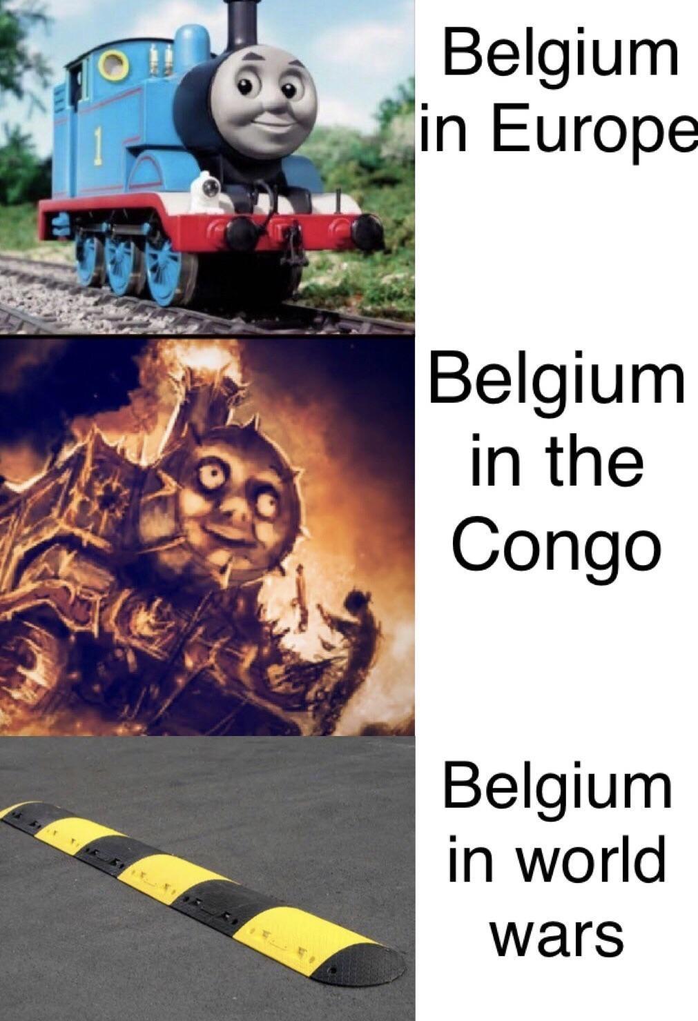 Belgium - meme