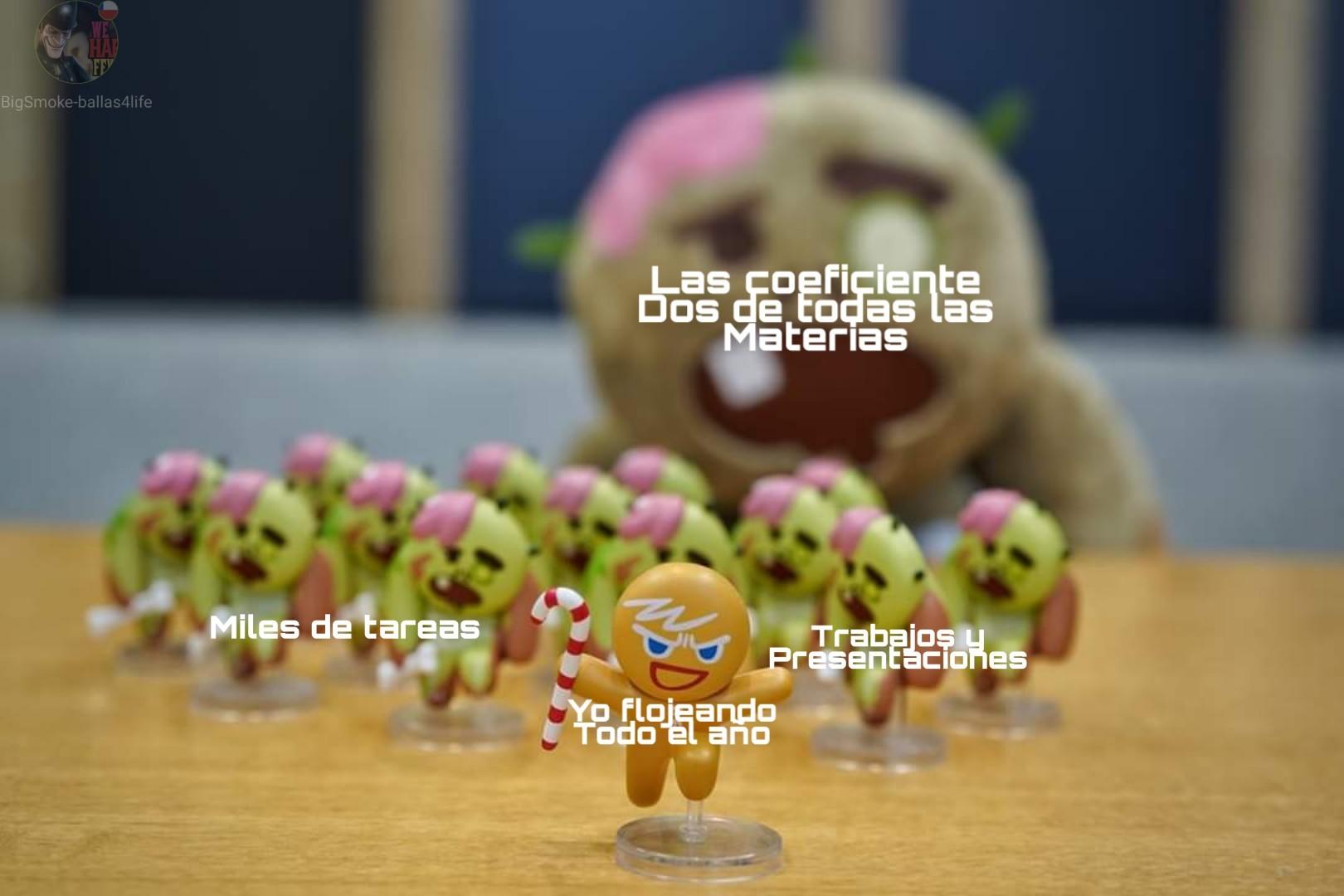 Un meme de cookie run!