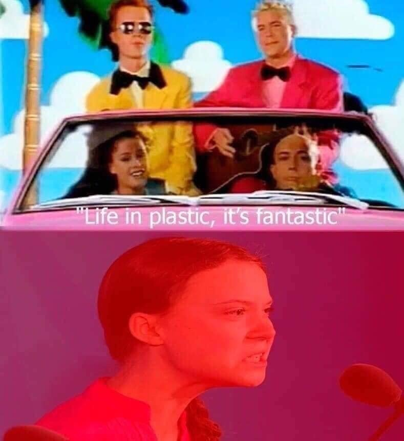 greta - meme