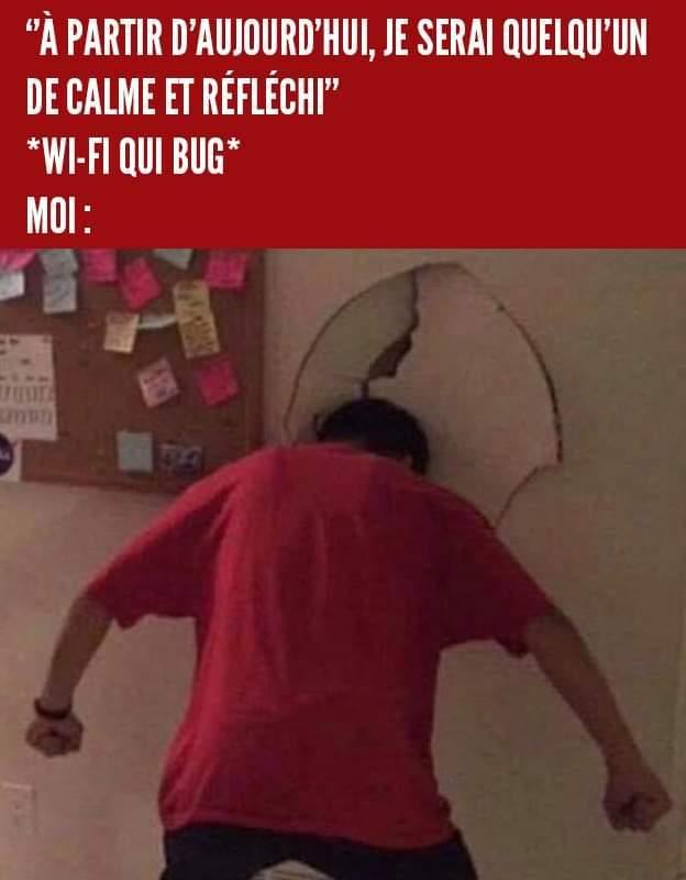 *Tapage d'ecran* - meme
