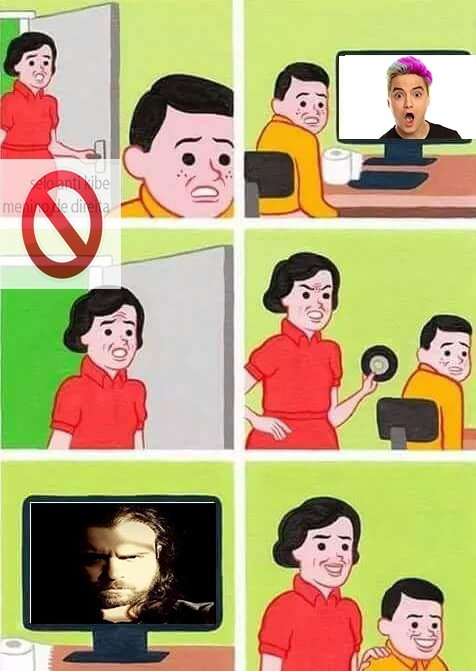 Dando Boura - meme