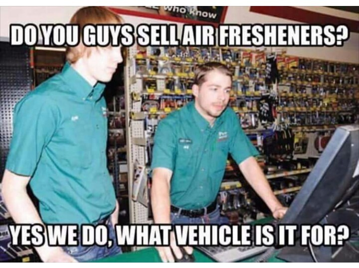 Oh oh oh.....orreilys....Autoparts!!! - meme