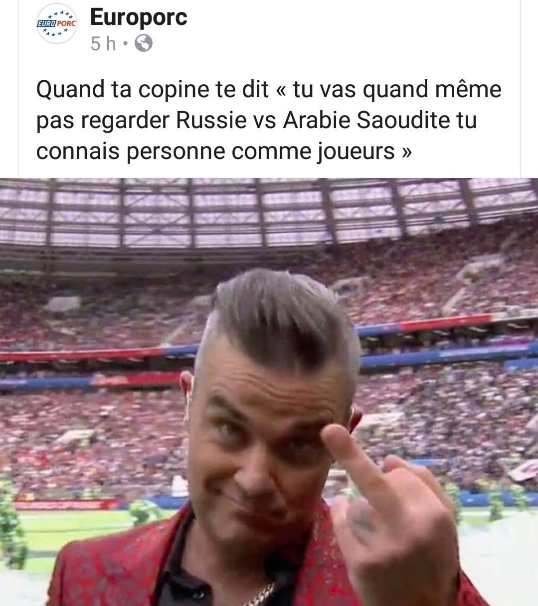Coupe du Monde - meme