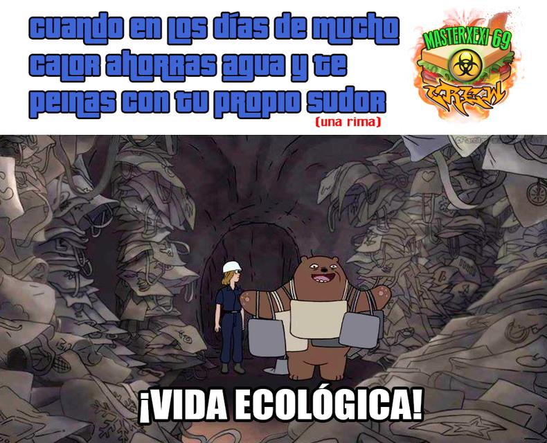 Es lógico... Es lógico... Es lógico... (Eco) lógico - meme
