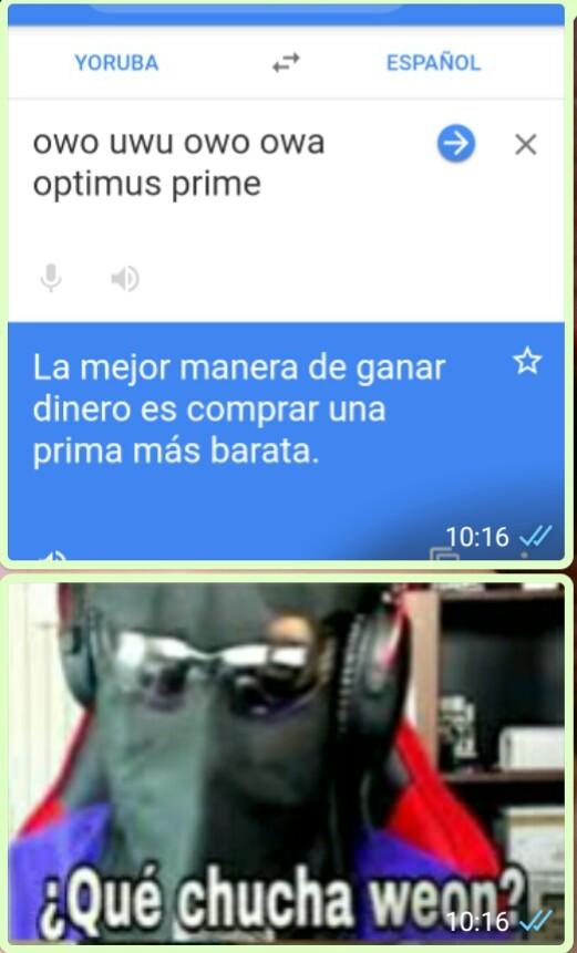 Con Whatsapp es mas rapido - meme