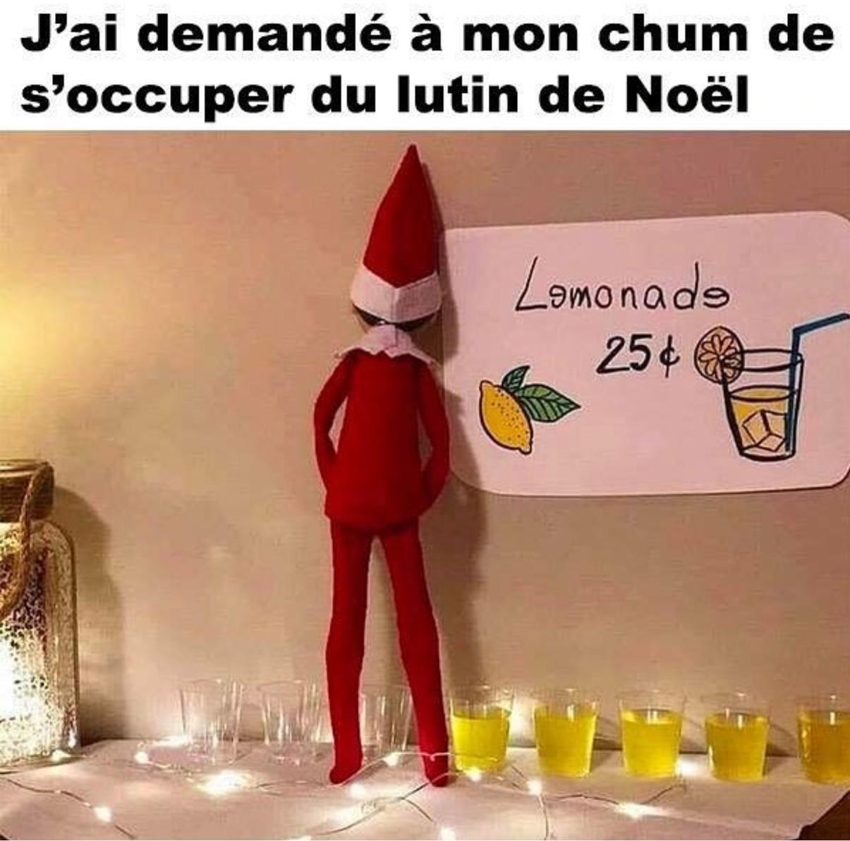 Chum is ami pour les innocents - meme