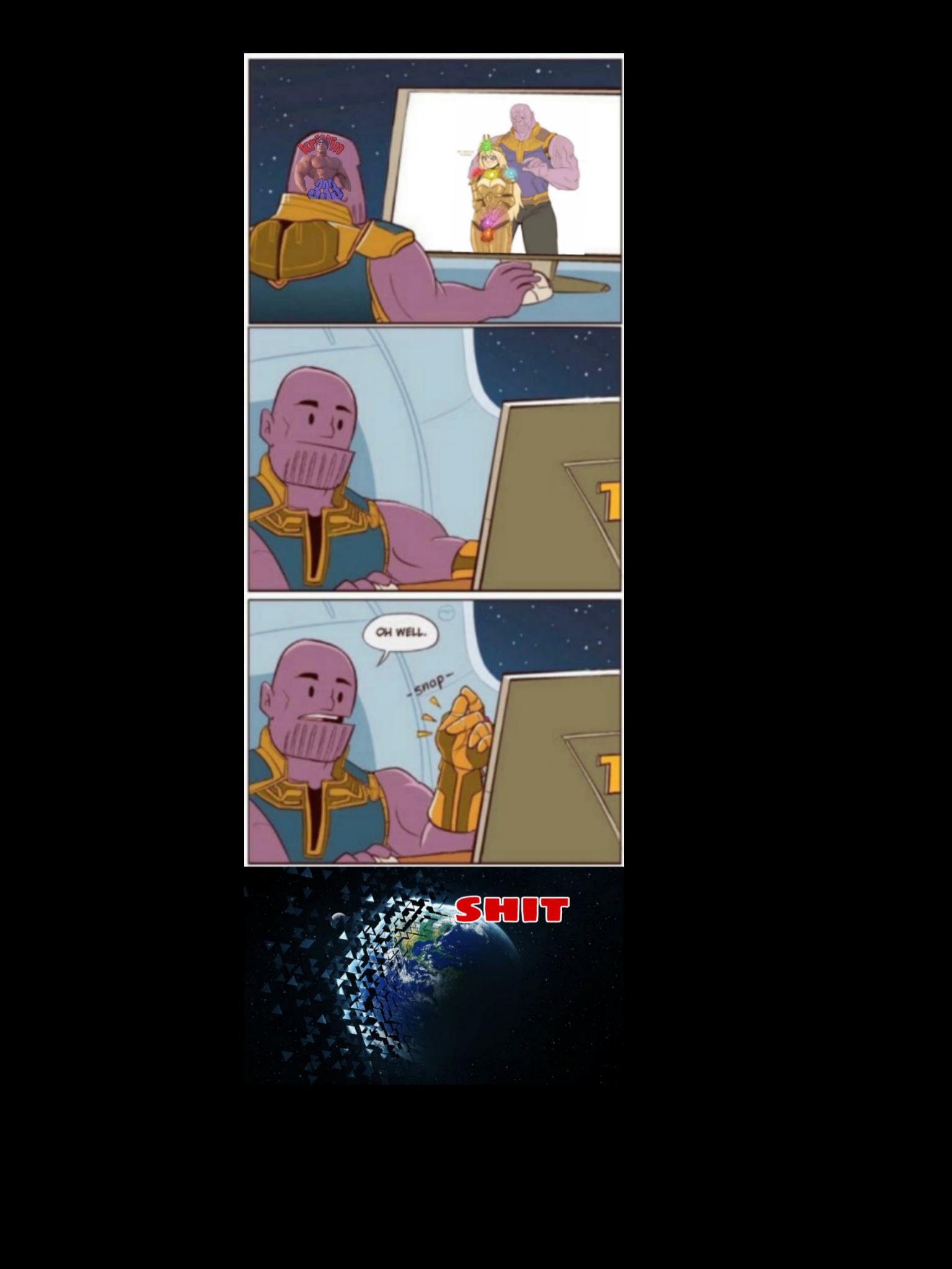 Murieron muchas de mis neuronas al ver la imagen - meme