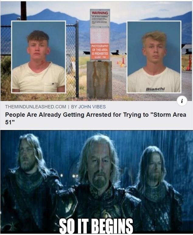 so.. let that invasion begin! - meme