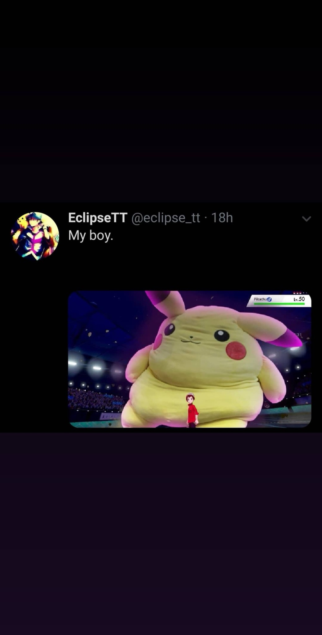 Fat Pikachu - meme