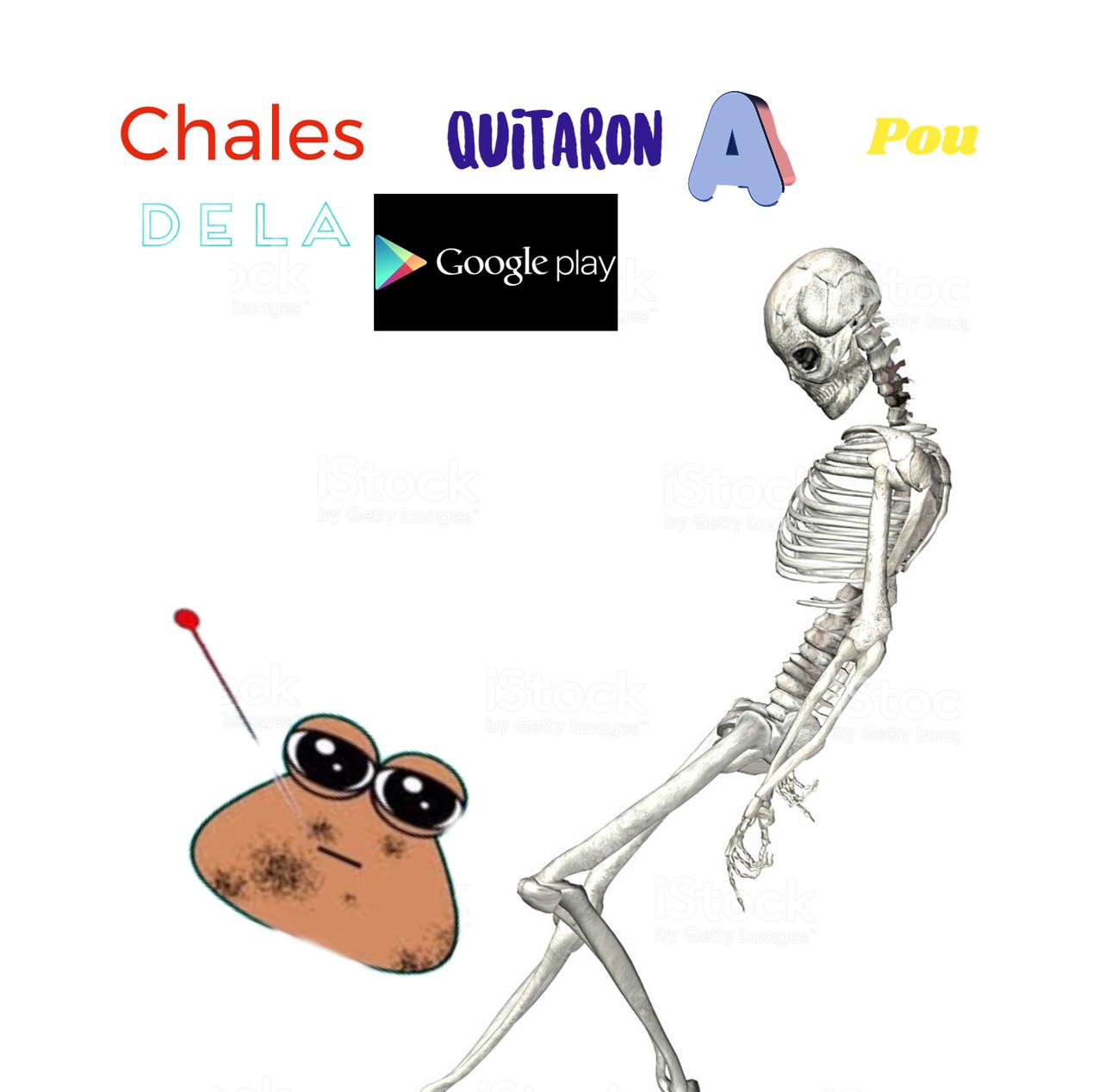 Chales F - meme