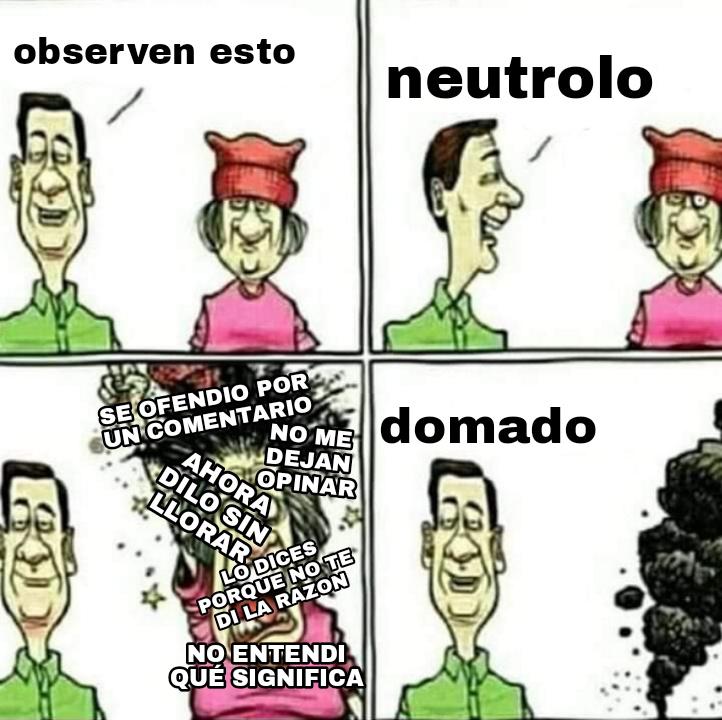 Neutrolo - meme