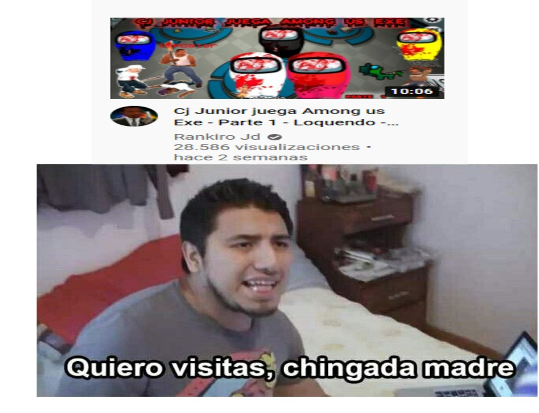 Todos hay que bardear al youtuber y llenar sus videos de dislikes - meme