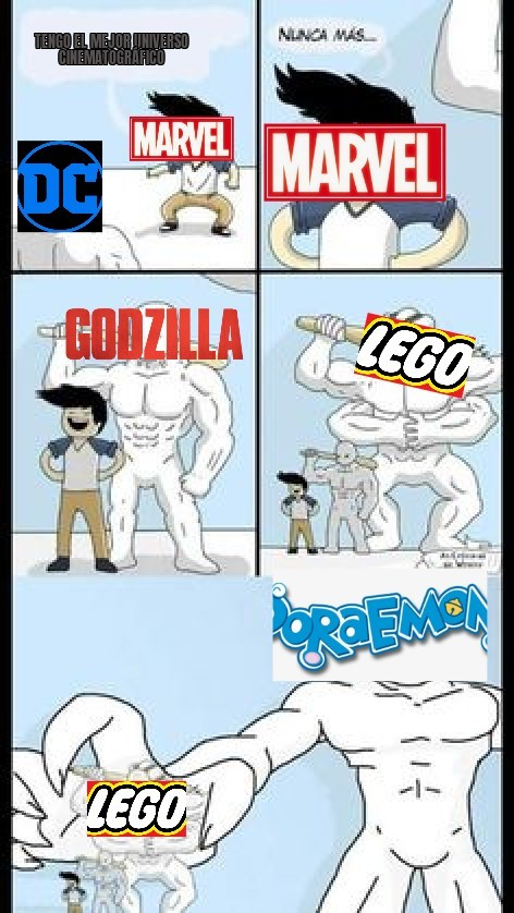 Larga vida a Doraemon - meme