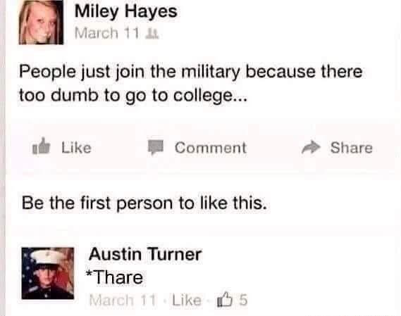 Their - meme