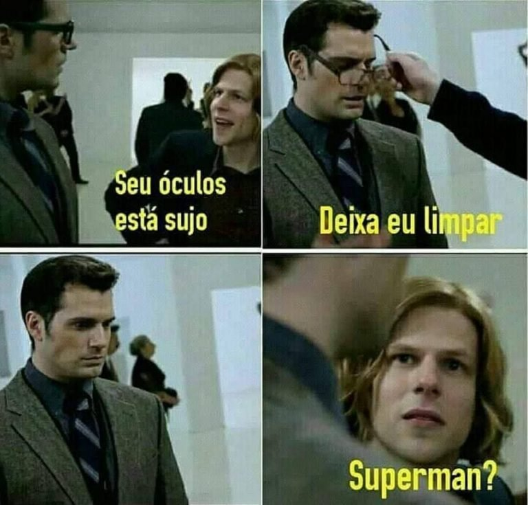 Superman? - meme