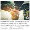 War level 101