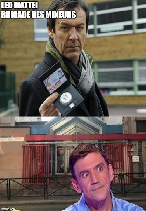 Dans un univers parallèle - meme