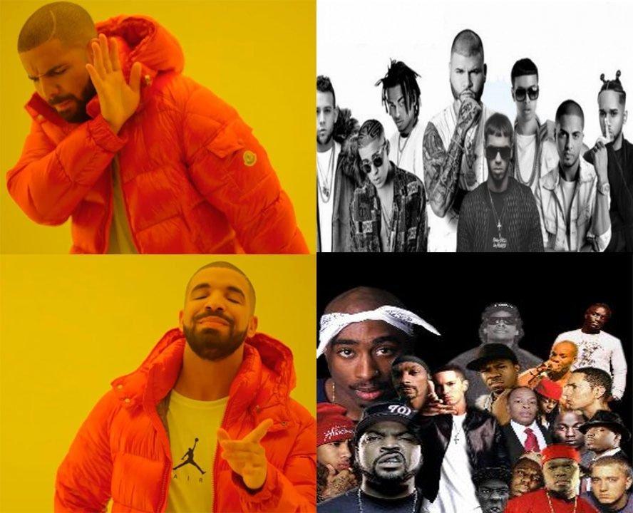 Rap Odl School Papu! - meme