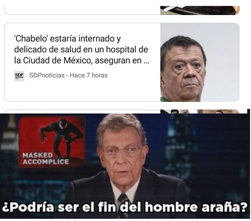 Chabelito? - meme