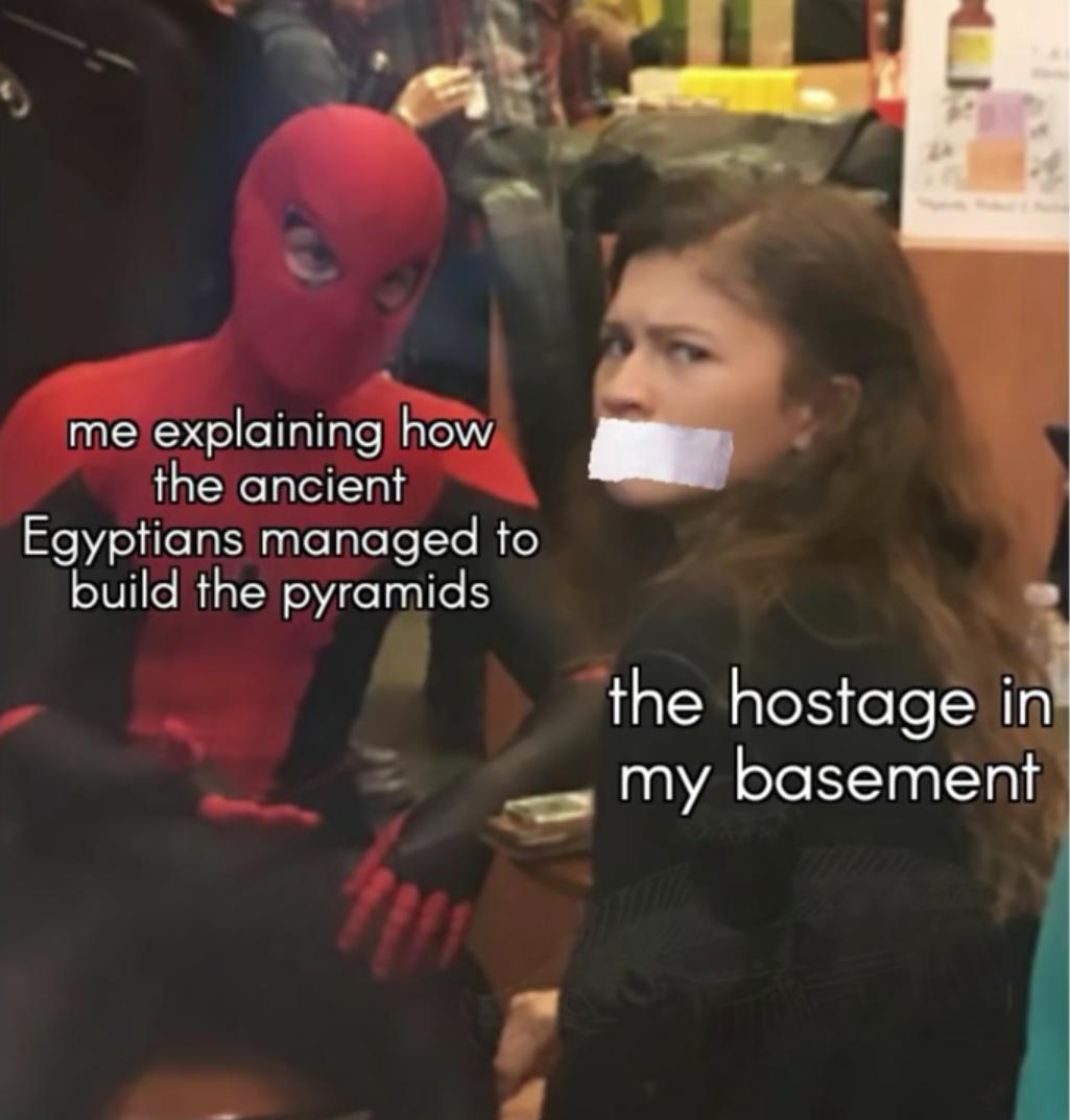 Esclave - meme