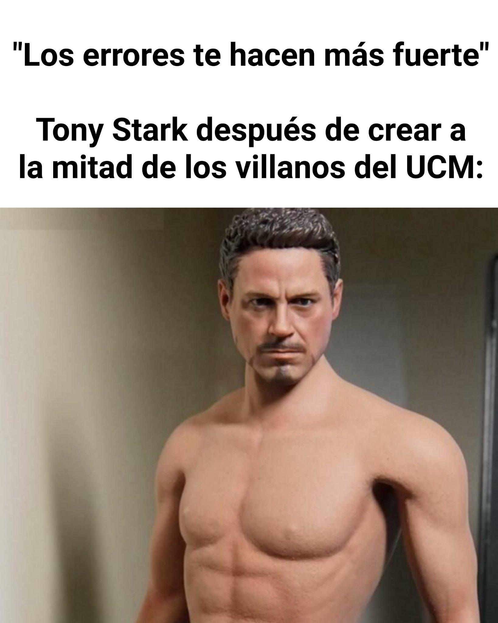 Tony es malo - meme