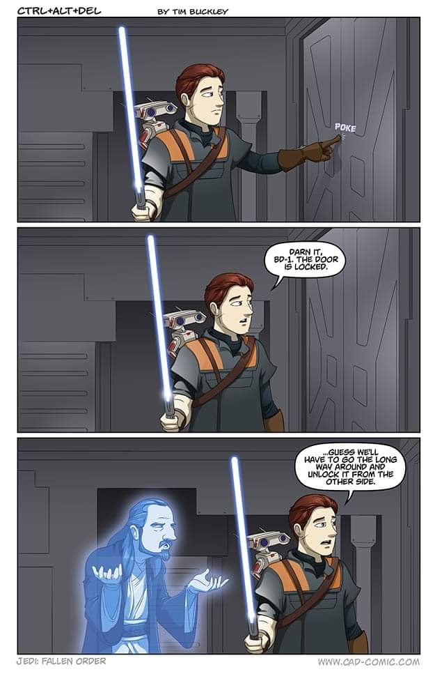 title slices through doors - meme