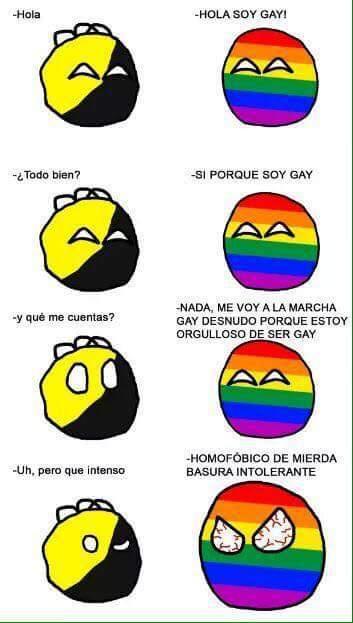 conuntryball gays - meme