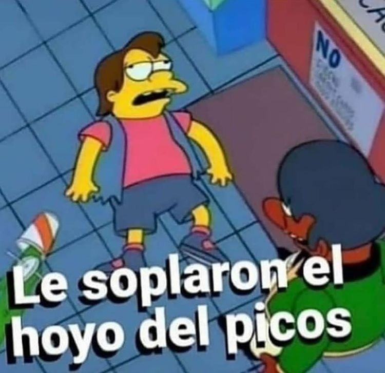 Pico=nepe pa los que no saben - meme