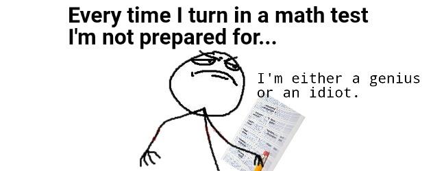Math is hard... - meme