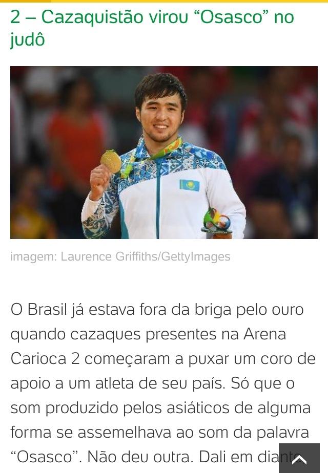 brasil olimpico - meme