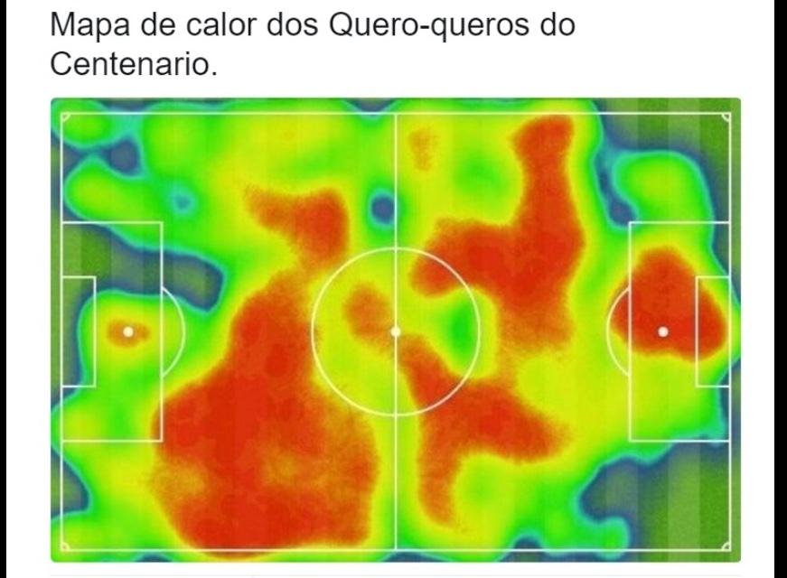 Brasil x Uruguai x Quero-Quero - meme