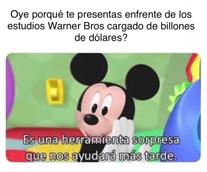 La tiranía del ratón prosigue - meme