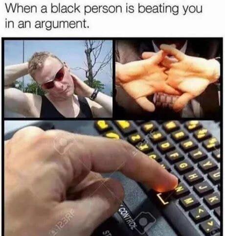 N key intensifies - meme
