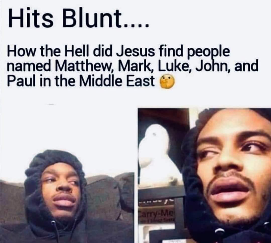 Ghetto memes....