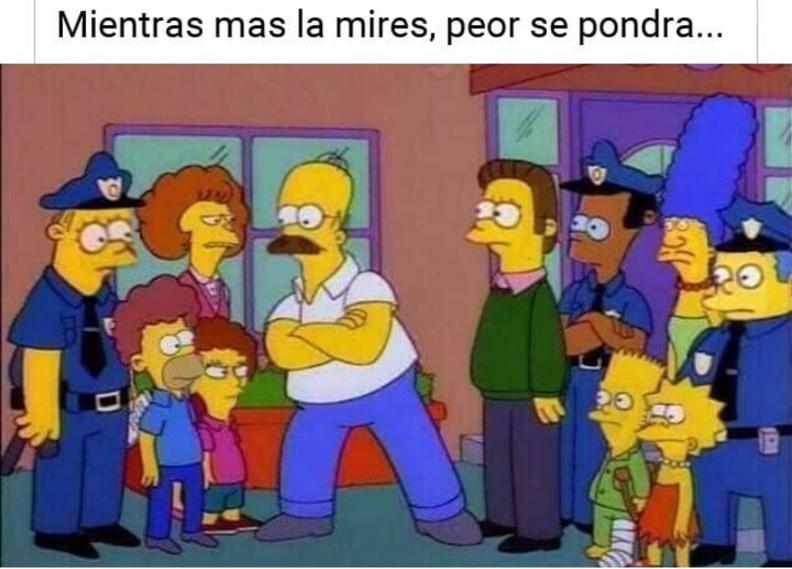 La wea cuatica - meme