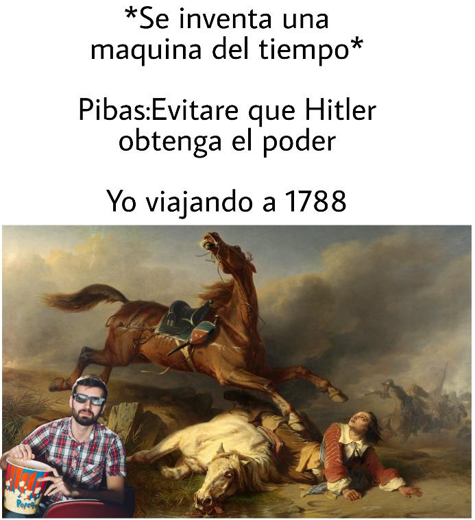 La batalla de karánsebes o tambien conocida como la batalla mas absurda de la historia - meme