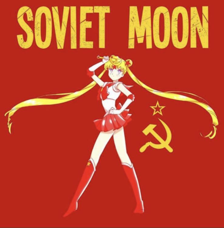 Soviet moon - meme