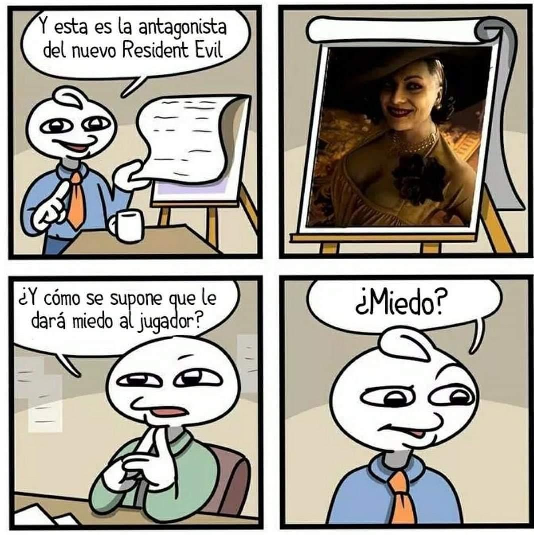 Miedo? - meme