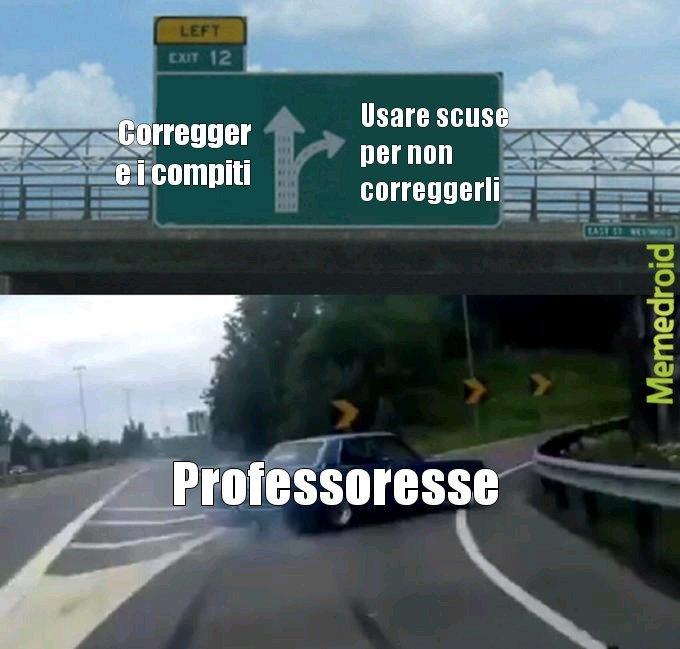 E' la verita' - meme