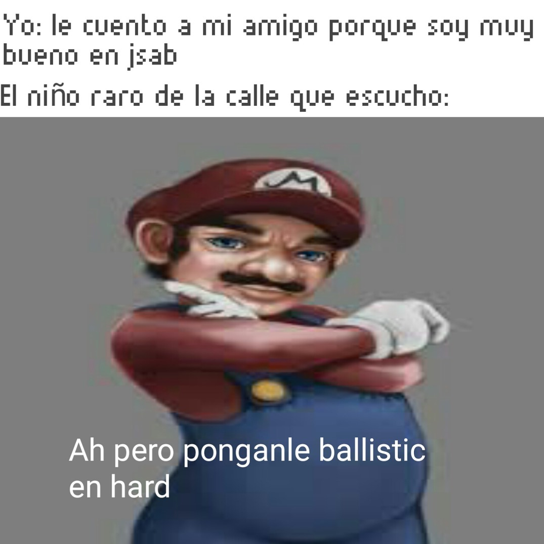 Mario realista - meme
