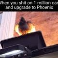 Gamer pigeon