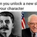 No socialism allowed