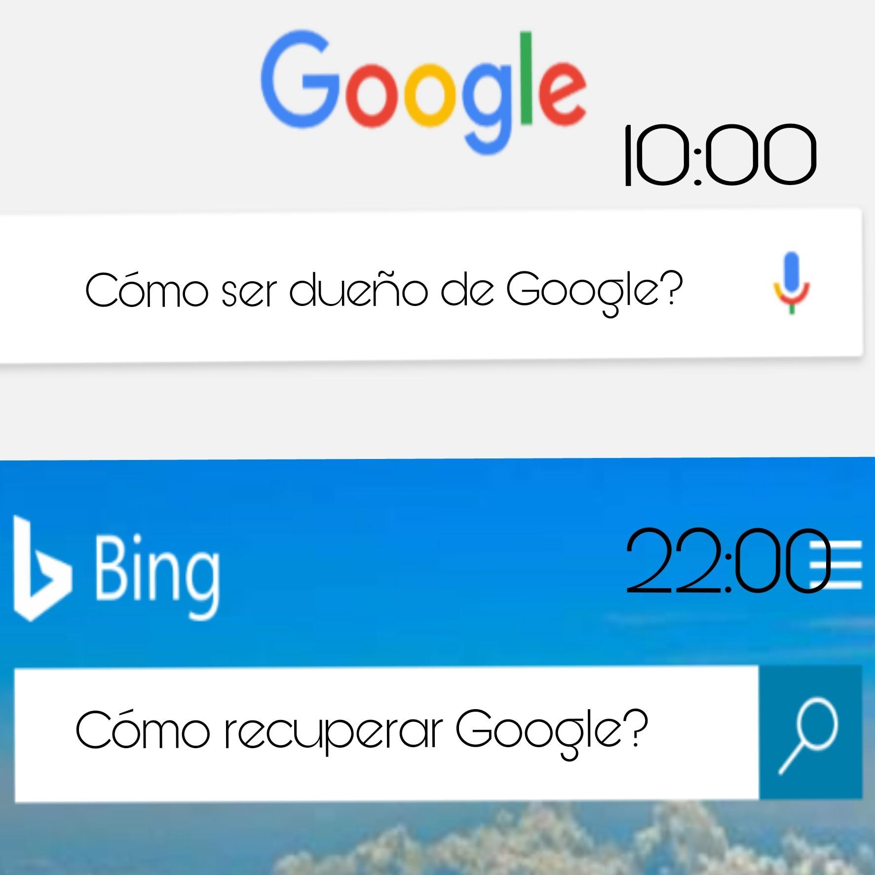 Bing - meme