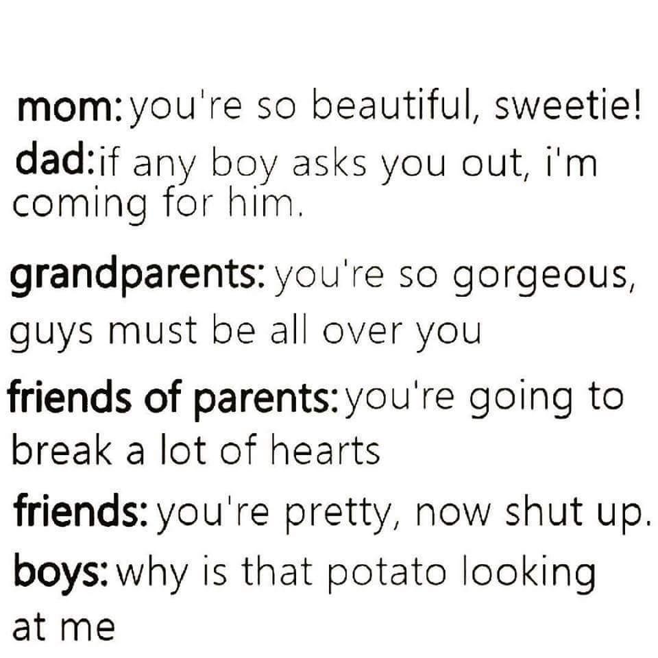 potatoe potato - meme