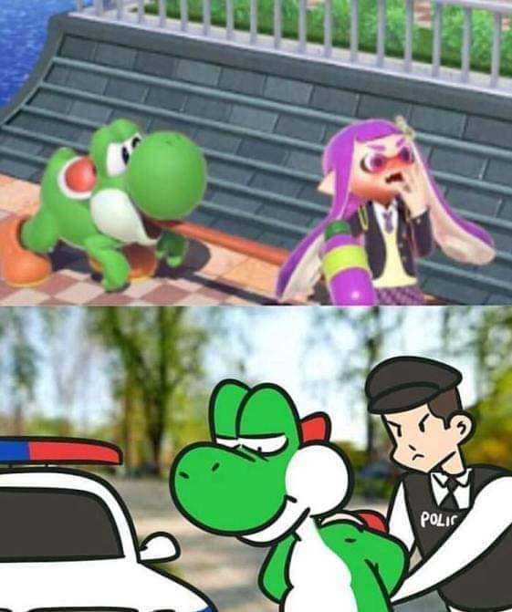 O novo Smash tá bunitão - meme