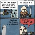 I hate that sword