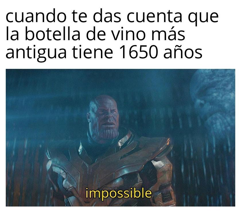 2 intento de impossible - meme